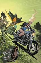 Batgirl and the Birds of Prey  #14