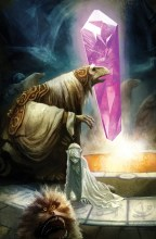 Jim Hensons the Power of the Dark Crystal (12P Ms)  #7