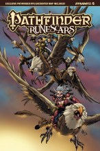 Pathfinder - Runescars  #5 Cover A