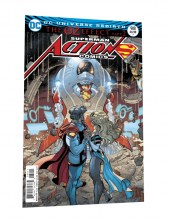 Action Comics (Vol. 3)  #988 Lenticular Variant