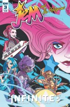 Jem and the Holograms - Infinite  #3 Cover A