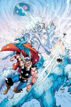 Thor - Where Walk the Frost Giants  #1