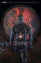 Eternity  #1 Cover A