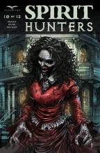 Spirit Hunters (12P Ms)  #10 Cover A