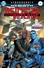 Red Hood and the Outlaws (Vol. 2)  #16