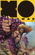 X-O Manowar (Vol. 2)  #9 Cover A