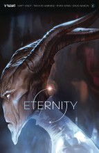 Eternity  #2 Cover A