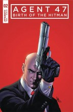 Agent 47 - Birth of the Hitman  #2 Cover A