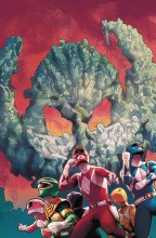Mighty Morphin Power Rangers  #22