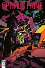 Optimus Prime  #14 Cover A