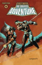 Greatest Adventure  #8 Cover A