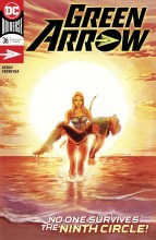 Green Arrow (Vol. 6)  #36