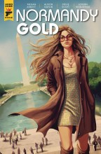 Normandy Gold  #5 Cover A