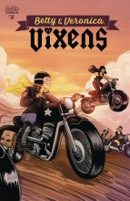 Betty and Veronica - Vixens  #3 Cover A