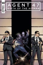 Agent 47 - Birth of the Hitman  #3 Cover A