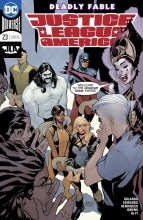 Justice League of America (Vol. 5)  #23