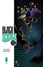 Black Science  #34 Cover A