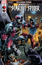 Ben Reilly - Scarlet Spider  #13