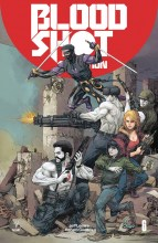 Bloodshot - Salvation  #6 Pre-Order Edition