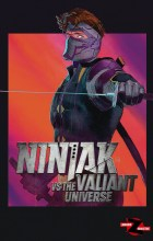 Ninjak vs Valiant Universe  #2 Cover A