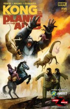 Kong on the Planet of the Apes (6P Ms)  #5