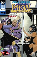 Batgirl and the Birds of Prey  #20