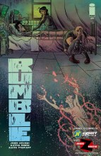 Rumble (Vol 2)  #4 Cover A