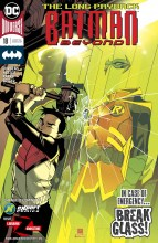 Batman Beyond (Vol. 8)  #18
