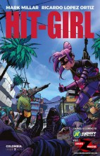 Hit-Girl  #2 Cover A