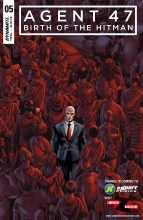 Agent 47 - Birth of the Hitman  #5 Cover A
