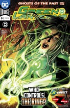 Green Lanterns (Vol. 1)  #44