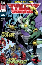 Justice League of America (Vol. 5)  #28