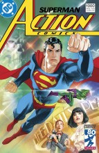 Action Comics (Vol. 3)  #1000 1980s Variant