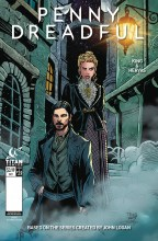 Penny Dreadful (Vol. 2)  #9 Cover A