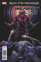 Hunt for Wolverine - Weapon Lost (4P Ms)  #1 Variant