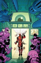 You are Deadpool (5P Ms)  #1 Variant B