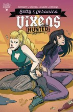 Betty and Veronica - Vixens  #6 Cover A