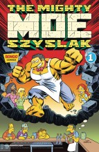 Mighty Moe Szyslak  #1 One Shot