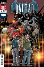 Batman - Sins of the Father  #4