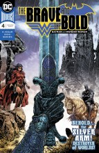 Brave and the Bold - Batman and Wonder Woman  #4