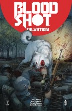 Bloodshot - Salvation  #9 Cover A
