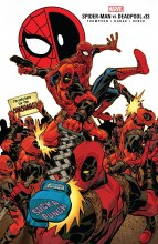 Spider-Man - Deadpool  #33