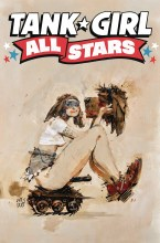 Tank Girl All Stars (4P Ms)  #1 Ashley Wood Variant