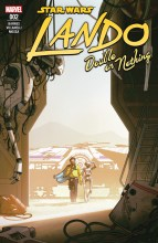 Star Wars: Lando - Double or Nothing (5P Ms)  #2