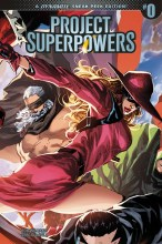 Project Superpowers  #0 1:20 Variant