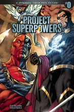 Project Superpowers  #0 1:30 Variant