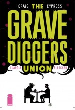 Gravediggers Union  #8 Cover A