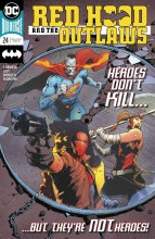 Red Hood and the Outlaws (Vol. 2)  #24