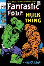 True Believers  #1 - Fantastic Four Hulk vs Thing