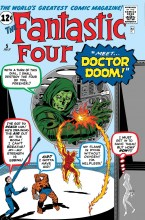 True Believers  #1 - Fantastic Four vs Doctor Doom